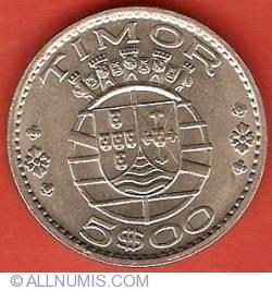 Image #2 of 5 Escudos 1970