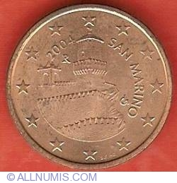 Image #1 of 5 Euro cent 2004