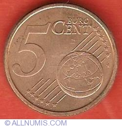 Image #2 of 5 Euro cent 2004