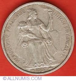 Image #1 of 5 Francs 1952