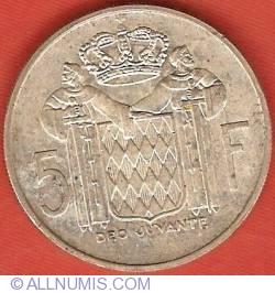 Imaginea #2 a 5 Francs 1960