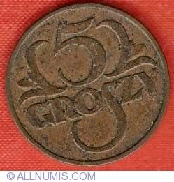 Imaginea #2 a 5 Groszy 1925