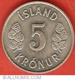 Image #2 of 5 Kronur 1973
