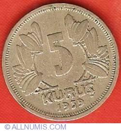 Image #2 of 5 Kurus 1939