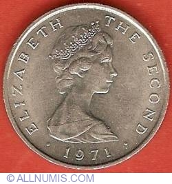 Image #1 of 5 New Pence 1971
