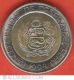 Image #1 of 5 Nuevos Soles 1994