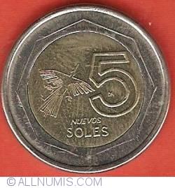 Image #2 of 5 Nuevos Soles 1994