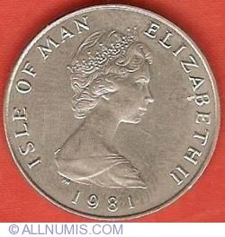 Image #1 of 5 Pence 1981 AA