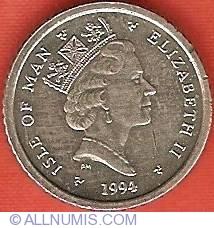 Image #1 of 5 Pence 1994 AA