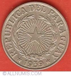 Imaginea #1 a 5 Pesos 1939