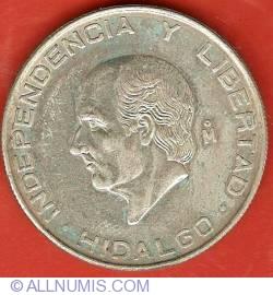 Image #2 of 5 Pesos 1956 - Miguel Hidalgo