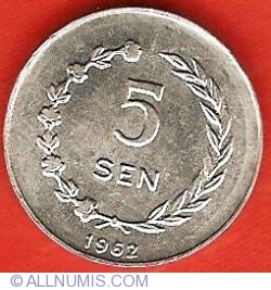 Image #2 of 5 Sen 1962