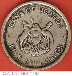 Image #1 of 5 Shillings 1968 - FAO