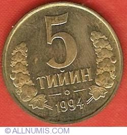 Imaginea #2 a 5 Tiyin 1994