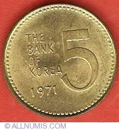 Image #2 of 5 Won 1971
