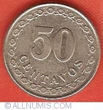 Imaginea #2 a 50 Centavos 1925