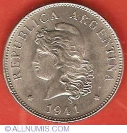 Image #1 of 50 Centavos 1941