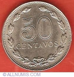 Image #2 of 50 Centavos 1941