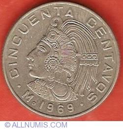 Imaginea #2 a 50 Centavos 1969