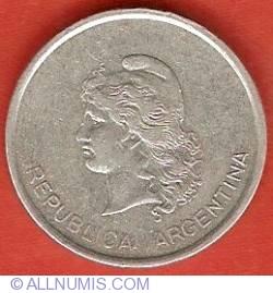 Image #1 of 50 Centavos 1983