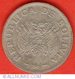 50 Centavos 1987