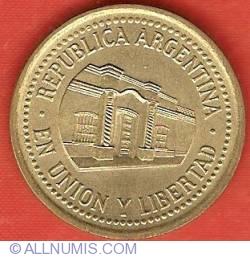 Image #1 of 50 Centavos 1992