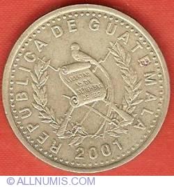 Image #1 of 50 Centavos 2001
