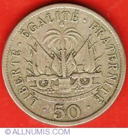 Imaginea #2 a 50 Centimes 1907