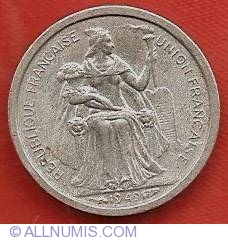 Image #1 of 50 Centimes 1949