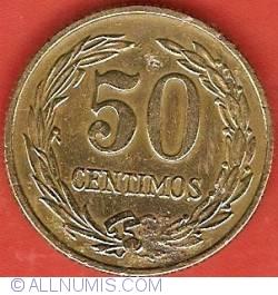 Imaginea #2 a 50 Centimos 1951