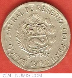 Image #1 of 50 Centimos 1992