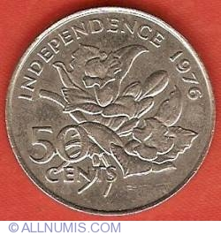 Image #2 of 50 Cents 1976 - Declaration of Independence
