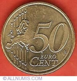 Imaginea #1 a 50 Euro Cent 2009