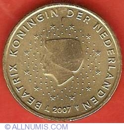 Image #1 of 50 Eurocent 2007