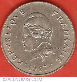 Imaginea #1 a 50 Francs 1967