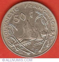 Imaginea #2 a 50 Francs 1967