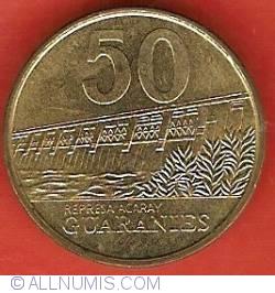 Imaginea #2 a 50 Guaranies 1995