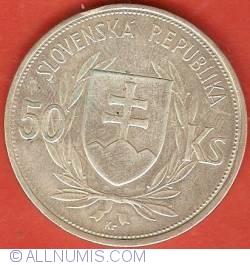 Imaginea #2 a 50 Korun 1944
