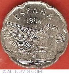 Image #1 of 50 Pesetas 1994