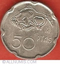 Image #2 of 50 Pesetas 1994
