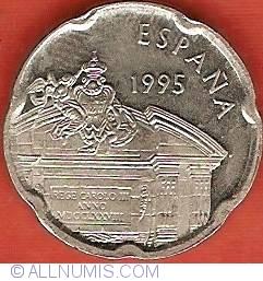 Image #1 of 50 Pesetas 1995