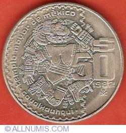 Image #2 of 50 Pesos 1982