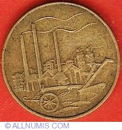 Image #2 of 50 Pfennig 1950 A