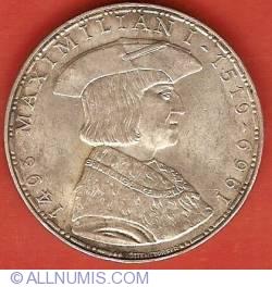 Image #2 of 50 Schilling 1969 - Maximilian I
