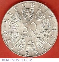Image #1 of 50 Schilling 1970 - Innsbruck University