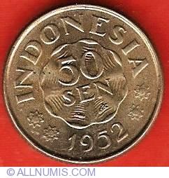 Image #1 of 50 Sen 1952