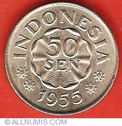 Image #1 of 50 Sen 1955