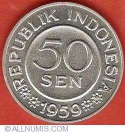 Image #1 of 50 Sen 1959