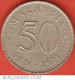 Image #1 of 50 Sen 1971