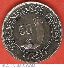 Image #2 of 50 Tenge 1993